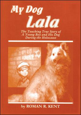 My Dog Lala Paperback Book