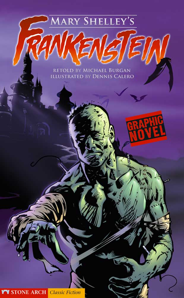 Frankenstein Graphic Novel - Frankenstein Graphic Novel
