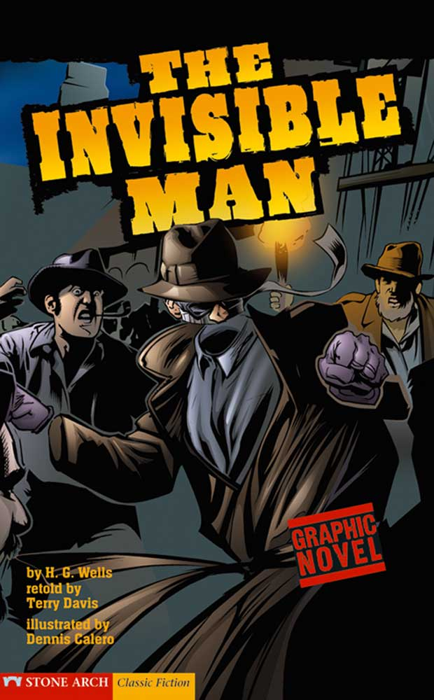 Invisible Man Graphic Novel