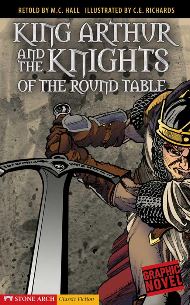 King Arthur Graphic Novel
