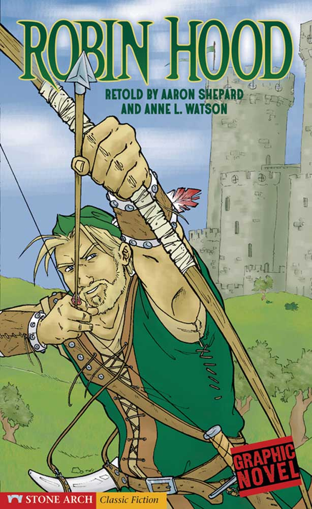 Robin Hood Graphic Novel