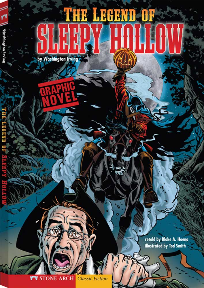 Legend Of Sleepy Hollow Graphic Novel