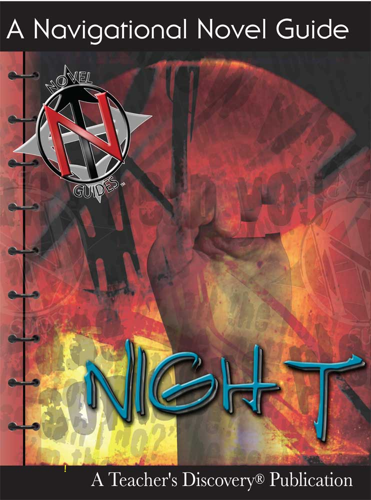 Night Novel Guide Book - Night Novel Guide Print Book