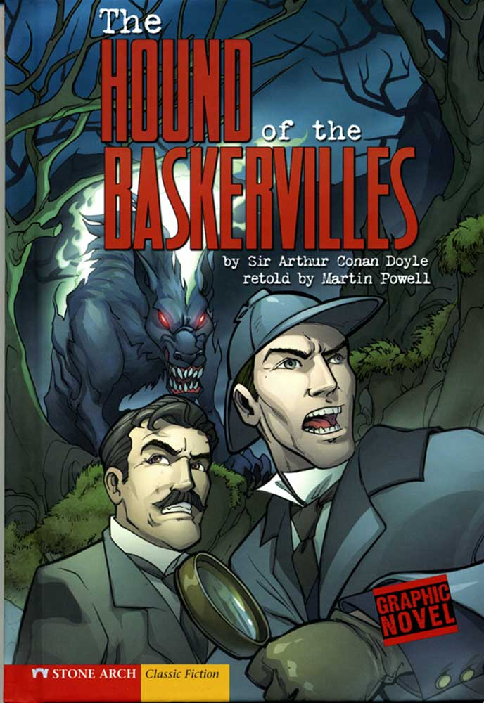 Hound Of The Baskervilles Graphic Novel