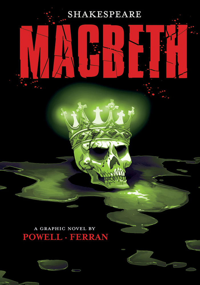 Macbeth Graphic Novel - Macbeth Graphic Novel
