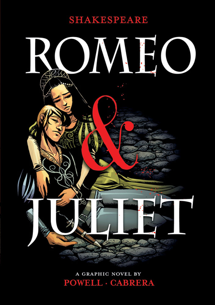 Romeo And Juliet Graphic Novel - Romeo And Juliet Graphic Novel