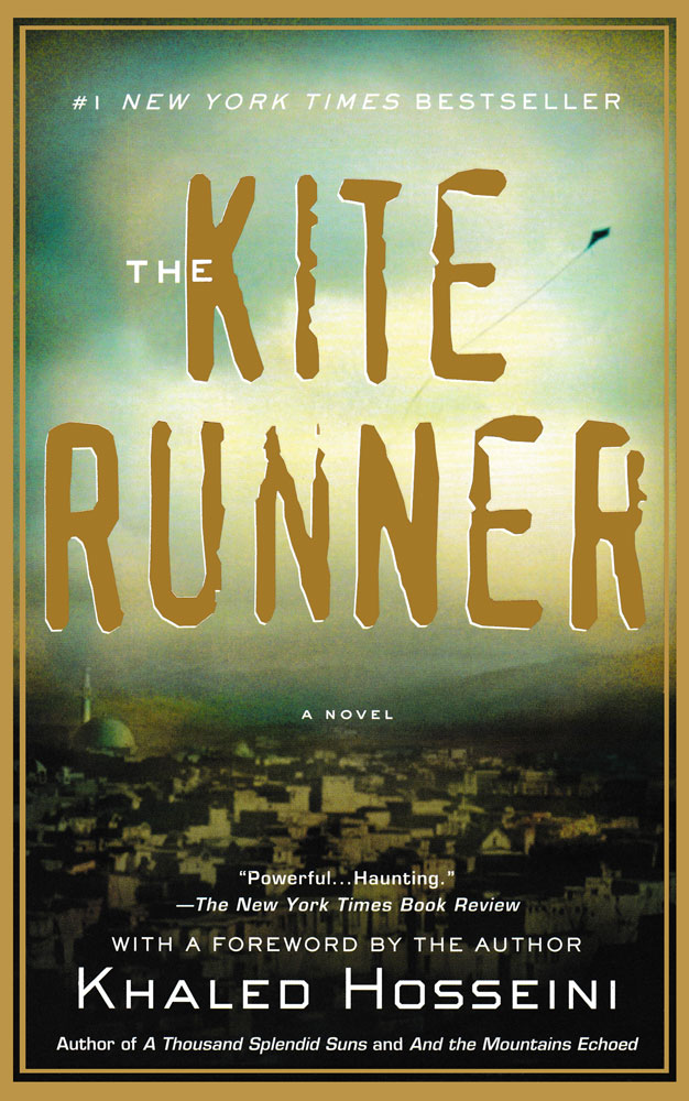 The Kite Runner Paperback Book (840L)