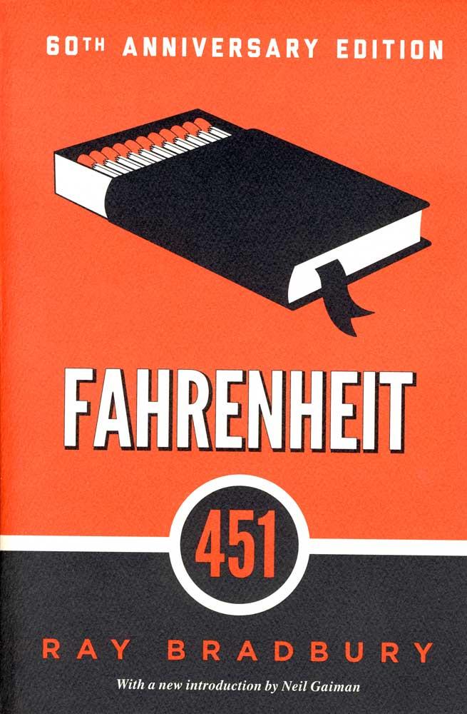 Fahrenheit 451 Paperback Book (890L)