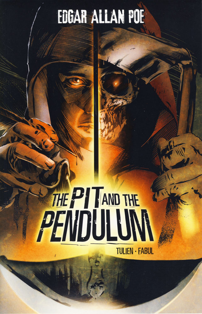 The Pit and the Pendulum Graphic Novel