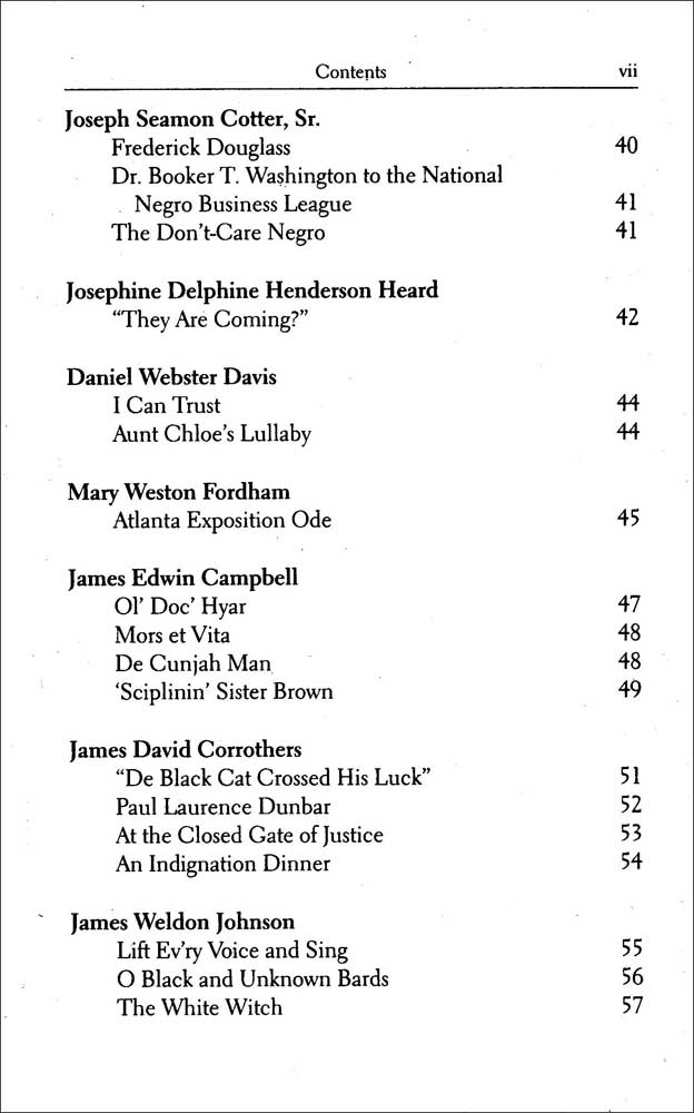 an analysis of african american poetry in anthology African american poetry, free study guides and book notes including comprehensive chapter analysis, complete summary analysis, author biography information, character profiles, theme analysis, metaphor analysis, and top ten quotes on classic literature.