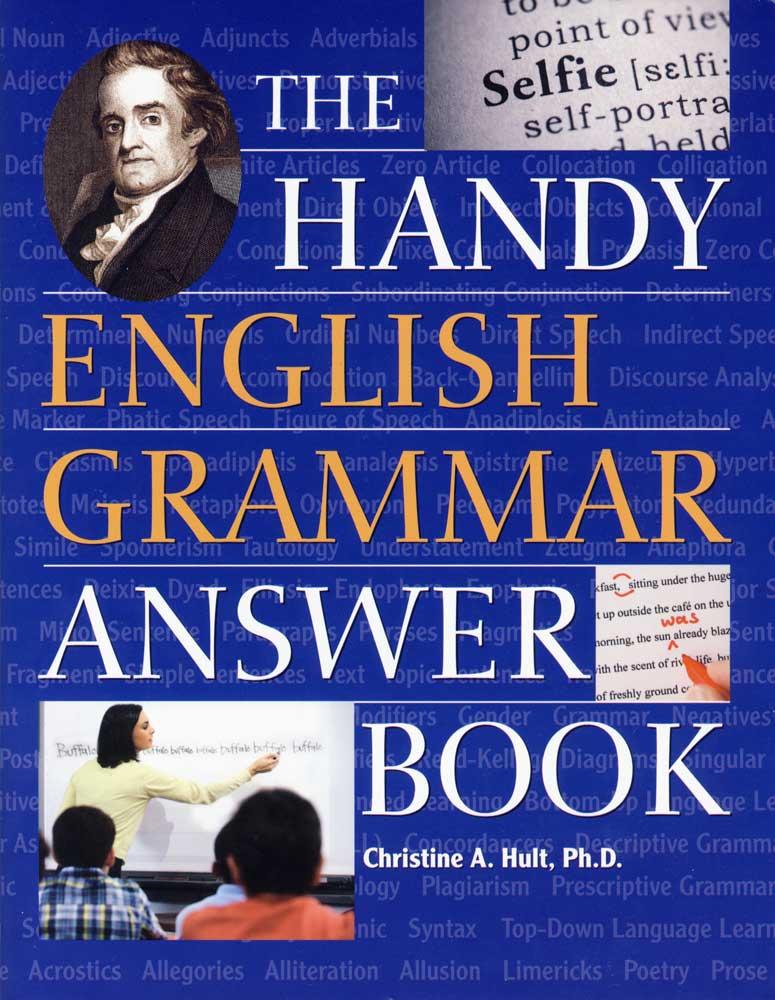 Handy English Grammar Answer Book