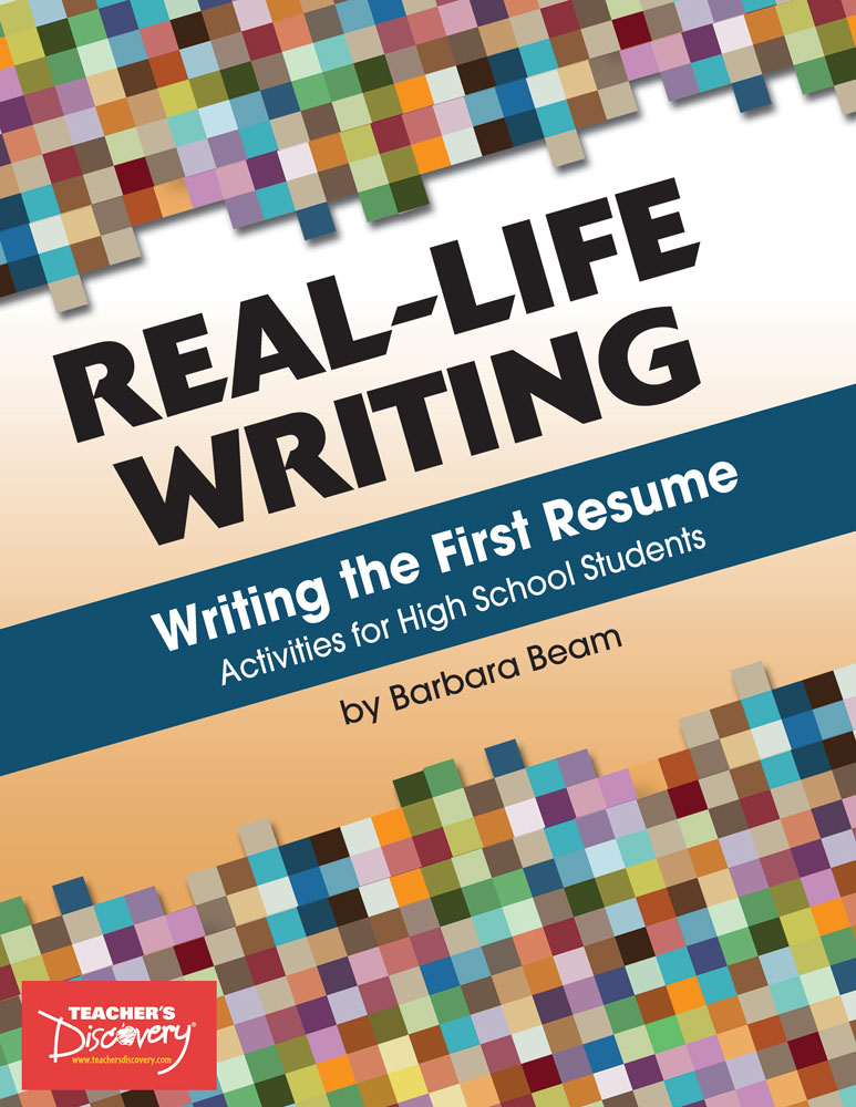 Real-Life Writing: Writing the First Resume - Book Excerpt Download