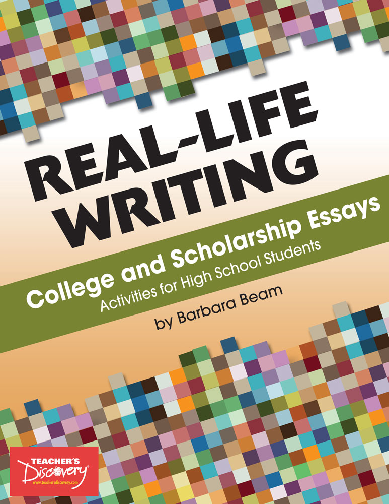 Real-Life Writing: College and Scholarship Essays - Book Excerpt Download