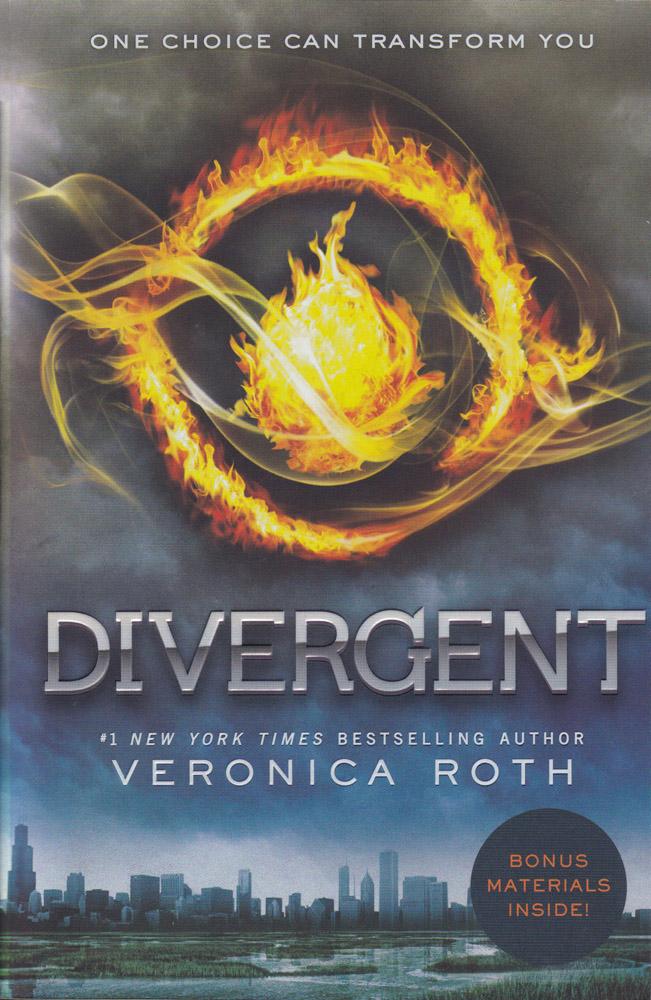 Divergent Paperback Book (HL700L)