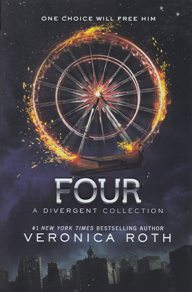 Four: A Divergent Collection Paperback Book (850L)