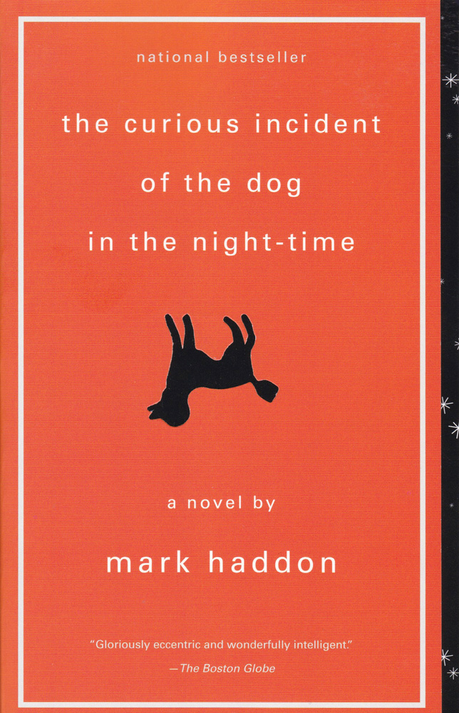 The Curious Incident of the Dog in the Night-Time Paperback Book (1180L)