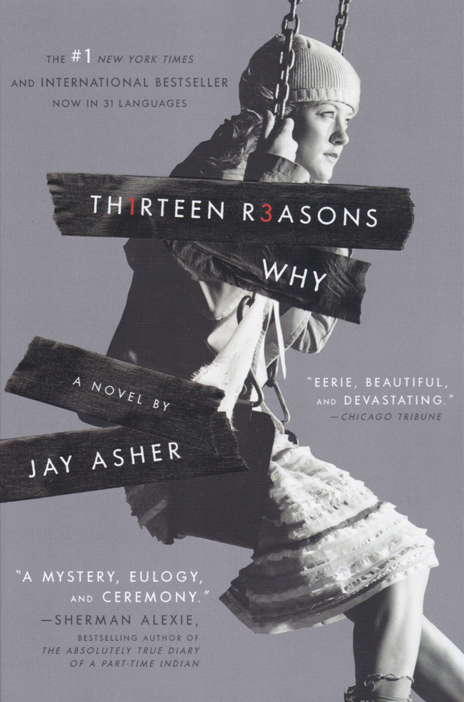 Thirteen Reasons Why Paperback Book (HL550L)