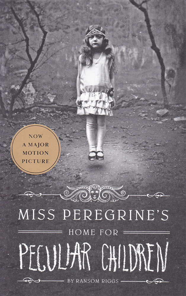 Miss Peregrine's Home for Peculiar Children Paperback Book (890L)