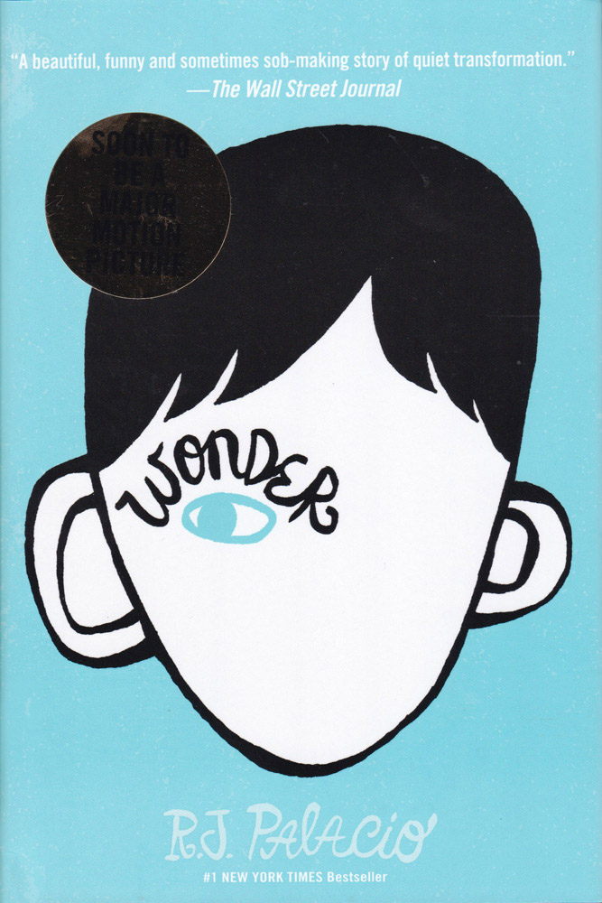 Wonder Hardcover Book (790L)