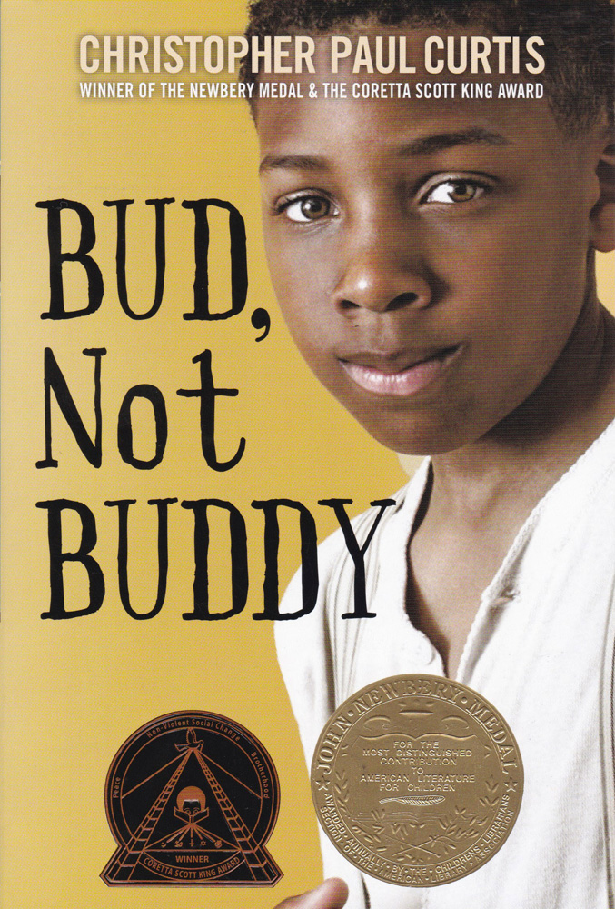 Bud, Not Buddy Paperback Book (950L)