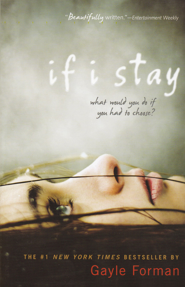 If I Stay Paperback Book (830L)