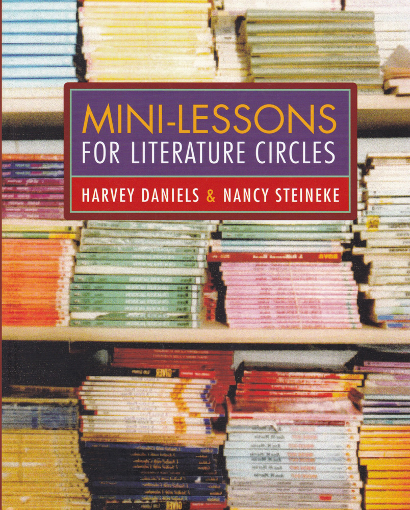 Mini-Lessons for Literature Circles Book