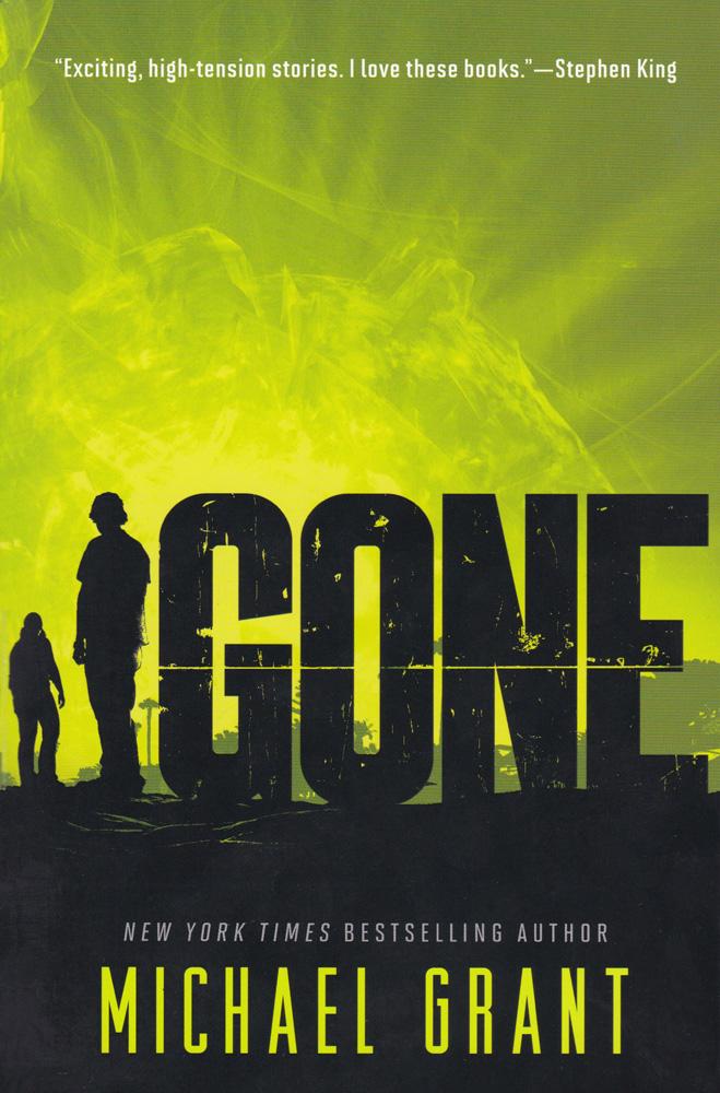 Gone Paperback Book (620L)