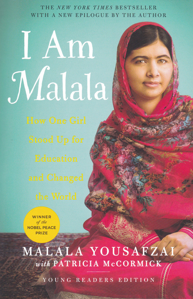 I Am Malala (Young Readers Edition) Paperback Book (830L)