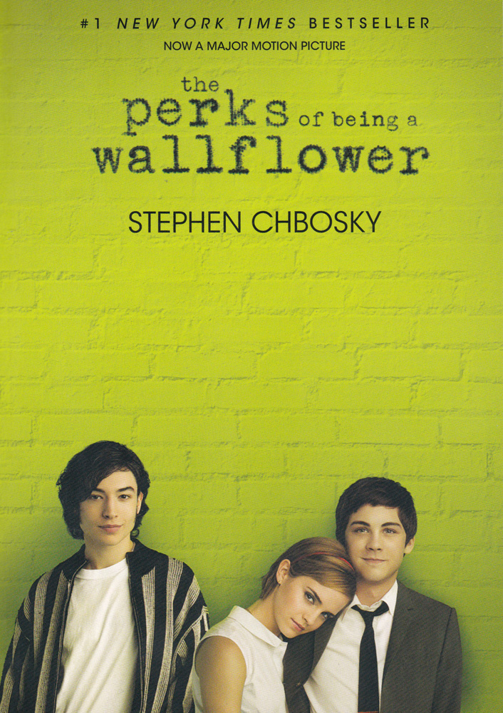 The Perks of Being a Wallflower Paperback (720L)