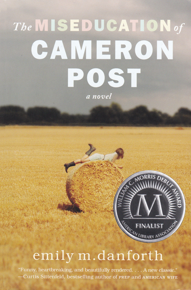 The Miseducation of Cameron Post Paperback Book (1120L)