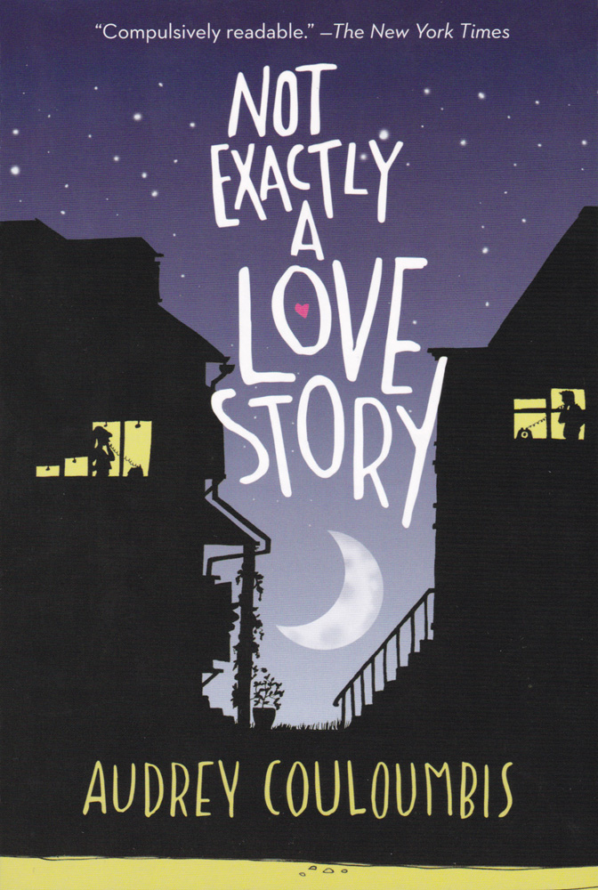 Not Exactly a Love Story Paperback Book (HL660L)