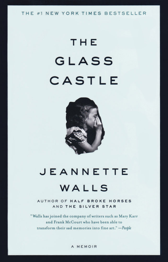 The Glass Castle Paperback Book (1010L)