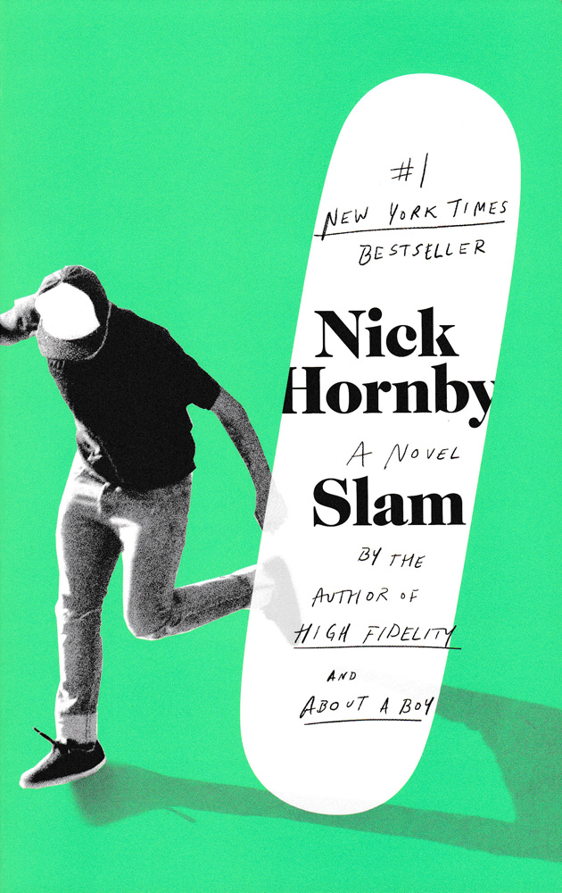 Slam Paperback Book (740L)