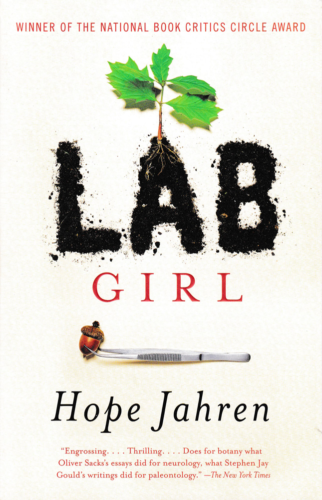 Lab Girl Paperback Book (1240L)