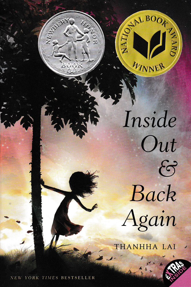 Inside Out & Back Again Paperback Book (800L)