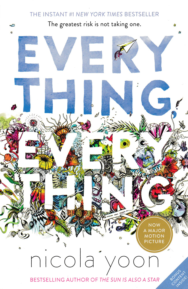 Everything, Everything Paperback Book (HL610L)