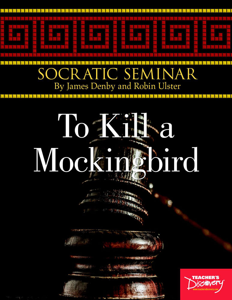 Socratic Seminar: To Kill a Mockingbird Book