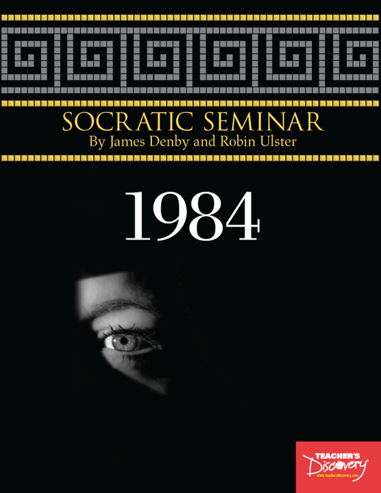 Socratic Seminar: 1984 Book