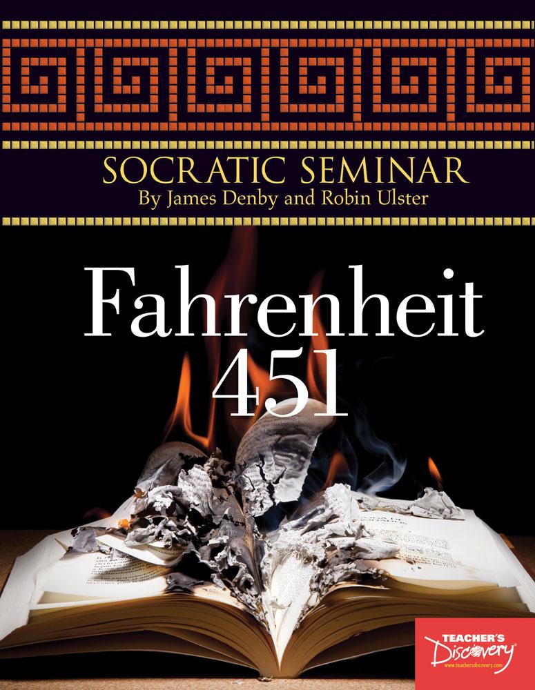 Socratic Seminar: Fahrenheit 451 Book