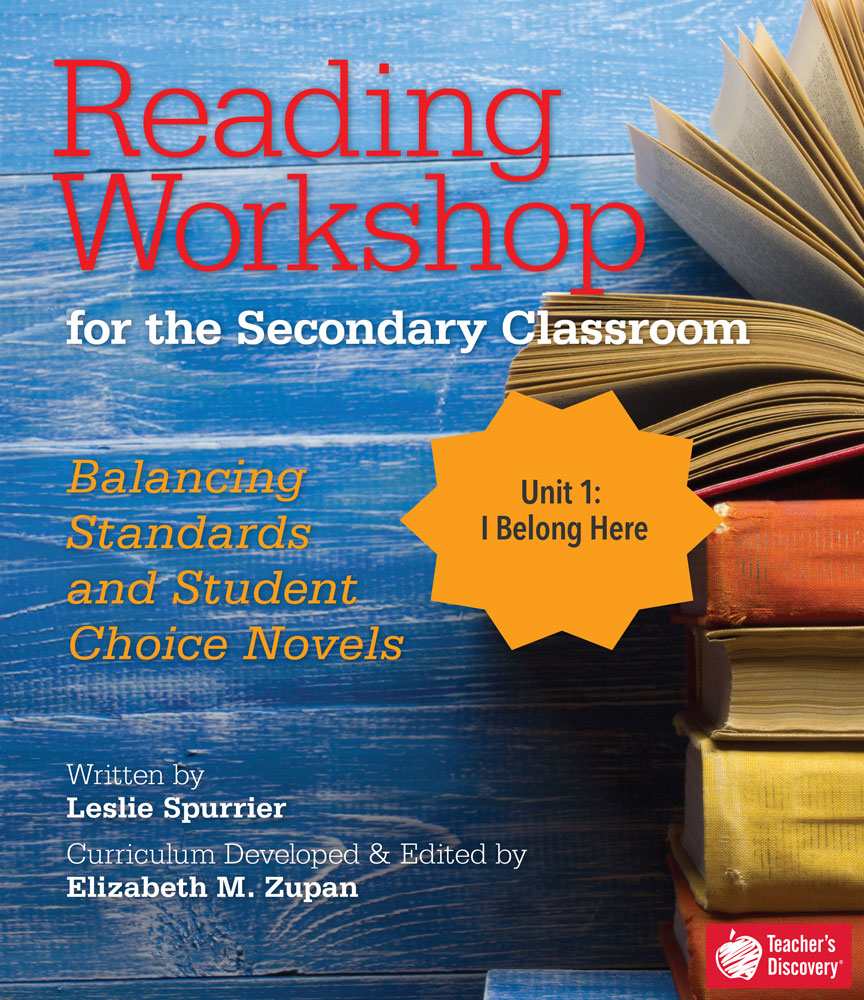 Reading Workshop for the Secondary Classroom Unit 1: I Belong Here Download