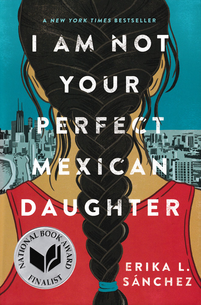 I Am Not Your Perfect Mexican Daughter (HL730L)