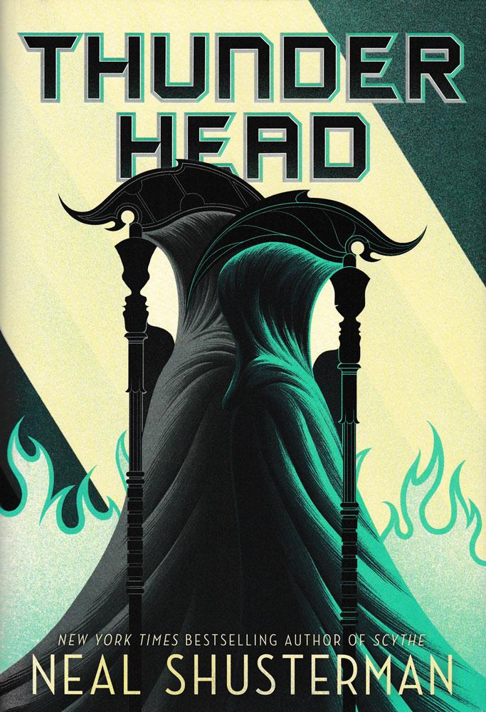 Thunderhead Book (870L)