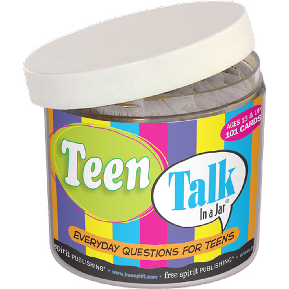 Teen Talk In a Jar