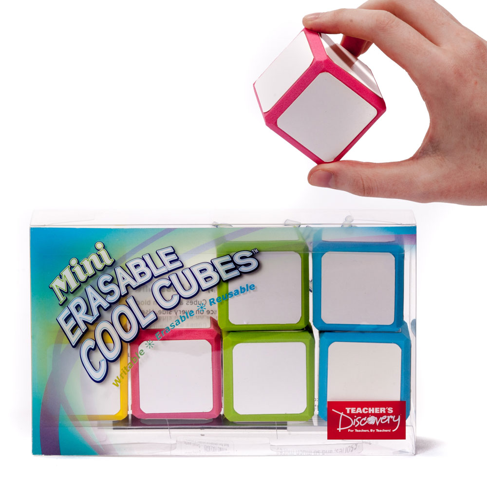 Mini Erasable Cool Cubes­™