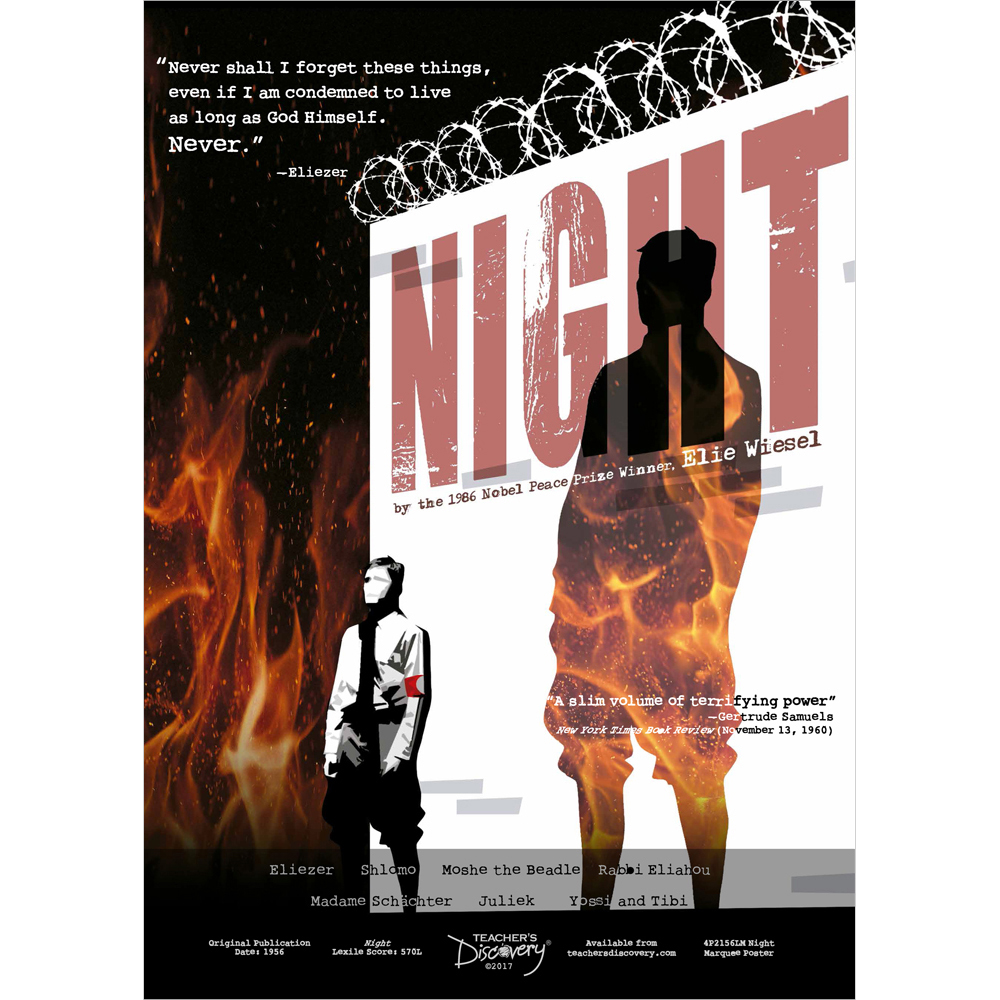 Night Marquee Poster