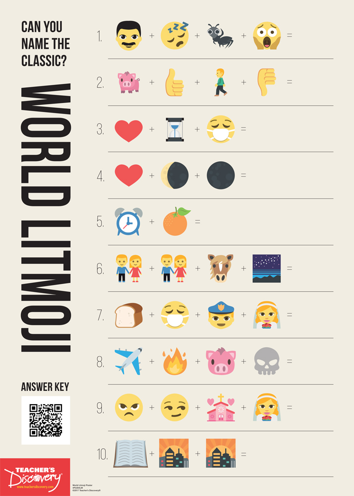 World Litmoji Poster
