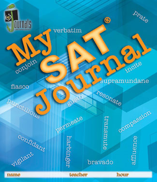 My SAT® Journal Print Set of 30