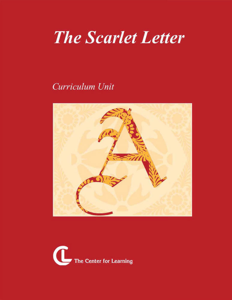 The Scarlet Letter Curriculum Unit