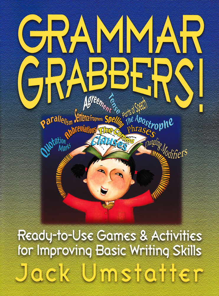 Grammar Grabbers Reproducible Book
