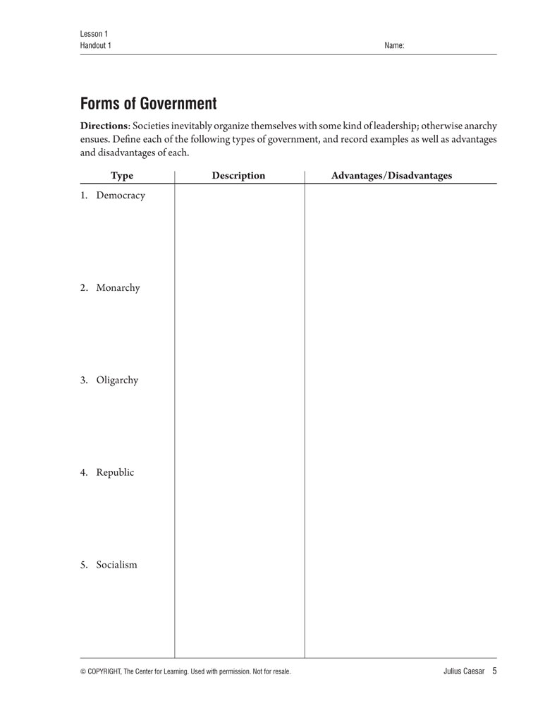 Julius Caesar Curriculum Unit English Teacher's Discovery. Julius Caesar Curriculum Unit Enlarge. Worksheet. Julius Caesar Worksheet Act 4 At Clickcart.co